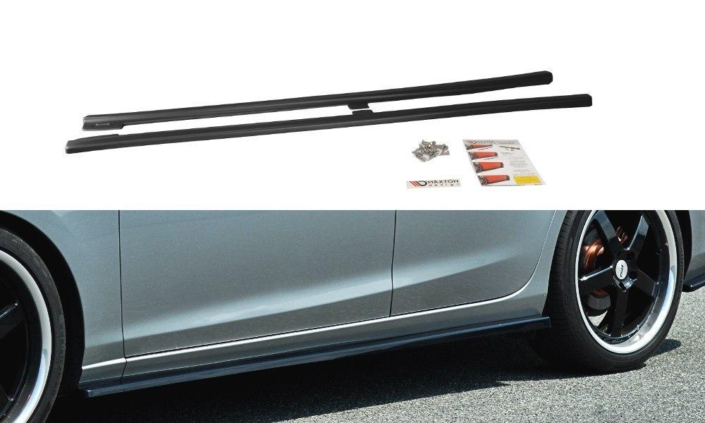 Dokładki Progów Mazda 6 GJ (Mk3) Wagon - GRUBYGARAGE - Sklep Tuningowy
